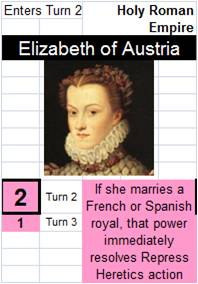 "Here's another ""princess card"" to be using in diplomacy."